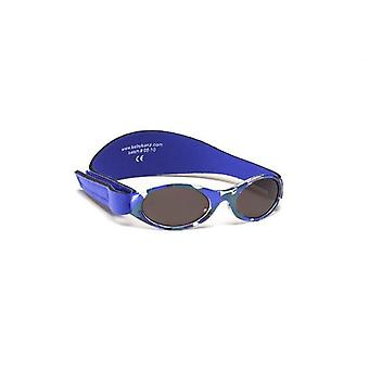Sunglasses Junior white/blue 0-2 years