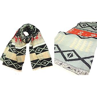 Women's Fashion Cotton Wool Casual Neck Scarf
