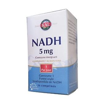 NADH 5 mg 30 tabletten