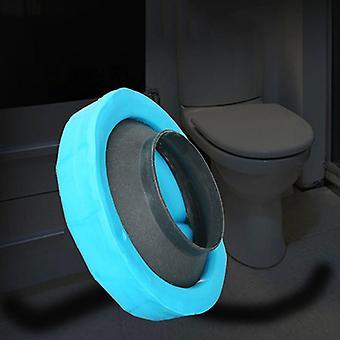 WC-kulhon laipparengas - hajua kestävä. Tyhjennä putki