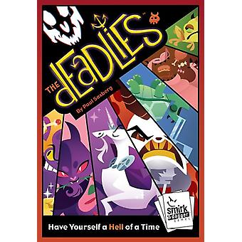 The Deadlies Card Game