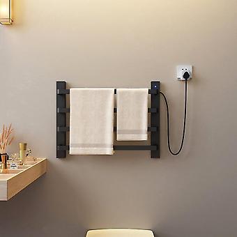 Kylpyhuoneen varusteet Sähkölämmitteinen pyyheteline / kuivausrumpu Ruostumaton teräs