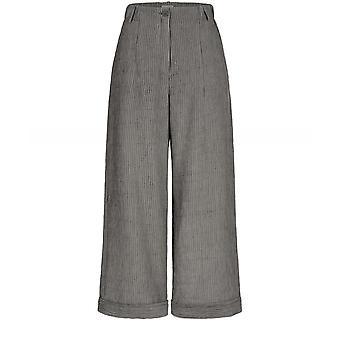 Pantalon côtelé Annette Gortz Sali Cropped