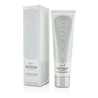 Crema limpiadora purificadora sedosa Sensai (nuevo envase) 183488 125ml/4.3oz