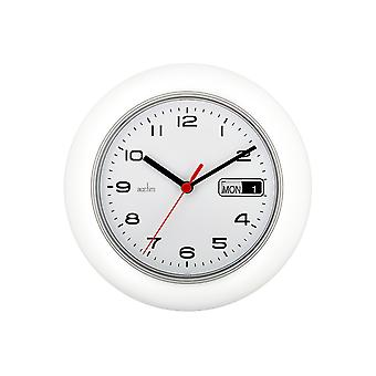 Acctim Date Minder Wall Clock White 93/702