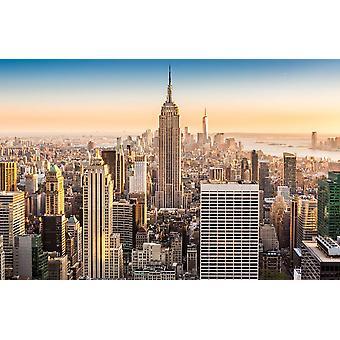 Mural de pared New York Skyline