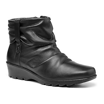 Hotter Women's Eltham Zip Fastening Ankle Boots