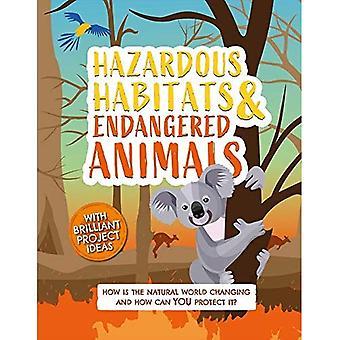 Gevaarlijke habitats en bedreigde dieren