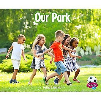 Puistomme (paikat yhteisössämme)