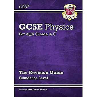 New Grade 9-1 GCSE Physics: AQA Revision Guide� with Online Edition - Foundation