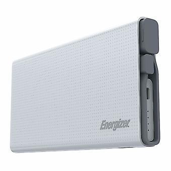 Energizer UE10004QC 10000mAh Ultimate Dual Power Bank QC 3.0 - Blanco
