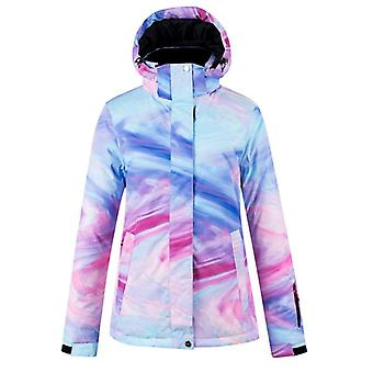 Hommes Femmes Snowboard Winter Warm Sports Ski Jacket Respirant imperméable à l'eau