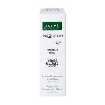 Uni4 Koncentrerat extrakt av Erisimo 50 ml