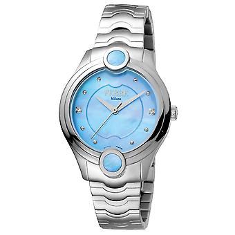 Ferre Milano FM1L083M0041 Women's Black Dial Stainle Steel  Watch