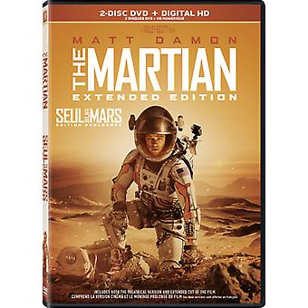 Martian: Extended Edition [DVD] USA import