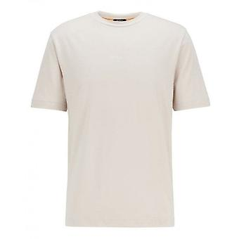 Hugo Boss Casual Hugo Boss Men's Beige TChup T-Shirt