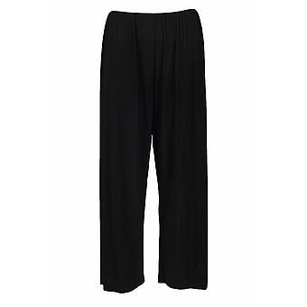 Elastische Taille Solid Jersey Hose