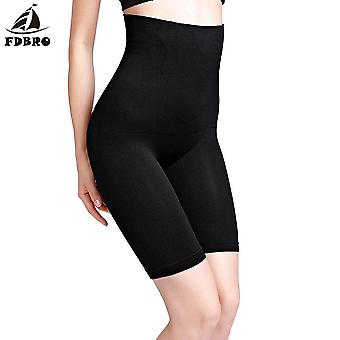 Bodybuilding Trunks Seamless Women High Waist Slimming Tummy Control