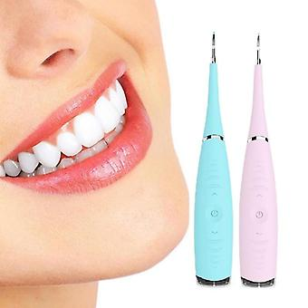 Electric Ultrasonic Dental Scaler Tooth Calculus Remover Cleaner Tooth Stains