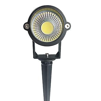 Led Cob Garden Lawn Lamp Outdoor Spike Light Waterproof Lighting Spotlights