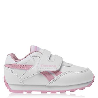 Reebok Kids Royal Rewind Girls Trainers Retro Look Sports Shoes Touch & Close