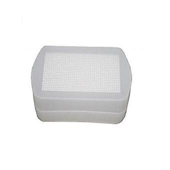 Yongnuo - witte flash diffuser voor yongnuo yn 560, 565, yn560 & yn565ex (diffuser alleen) diffuser onl