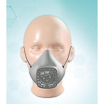 Playmobil näsa & munmask medelgrå