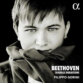 Beethoven / Gorini - Diabelli Variations [CD] USA import