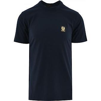 Belstaff Navy Lyhythihainen T-paita