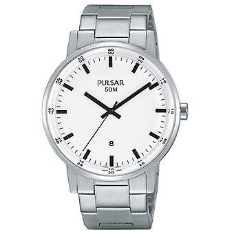 Mens Watch Pulsar PG8259X1, Quartzo, 40mm, 5ATM