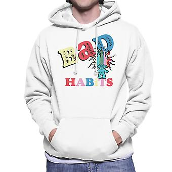 Trolls Bad Habits Multicolour Men's Hooded Sweatshirt