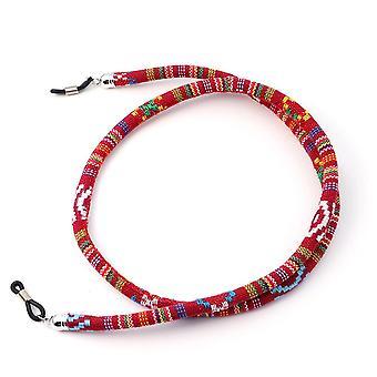Ethnic Style Eyeglass Sunglasses Cotton Neck String Cord Retainer Strap Eyewear