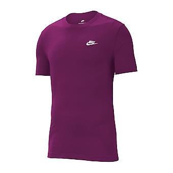 נייקי ספורט הלבשה מועדון AR4997503 אוניברסלי גברים חולצת טריקו