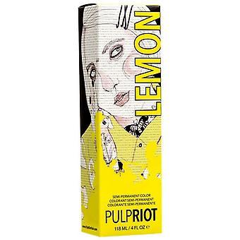 Pulp Riot Semi Permanent Hair Color - Lemon
