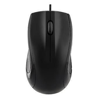 DELTACO Optical Mouse, 1200 DPI
