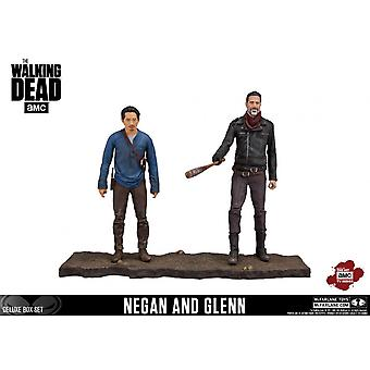 Negan and Glenn 5 Inch Poseable Figure from The Walking Dead