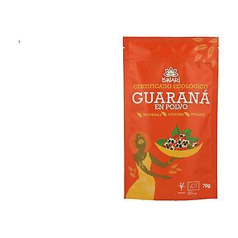 Guarana Powder Superfood Bio 70 g of powder