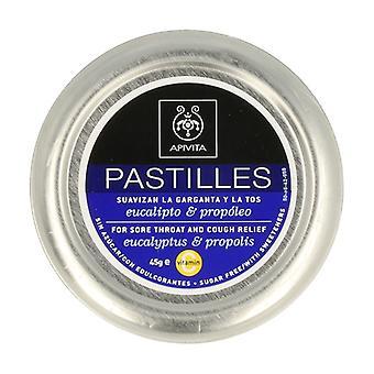 Pills with Eucalyptus and Propolis 45 g
