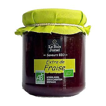 """Extra"" organic strawberry jam 250 g"