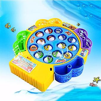 Electronic Musical Magnet Fishing Game  (sent Bu Randomly)