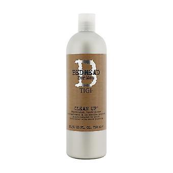 Tigi Bed Head B para homens limpa hortelã condicionador 750ml/25,36 oz
