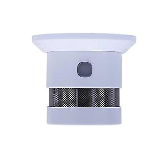 Heiman Smoke Alarm High Sensitivity Safety Prevention Fire Detector Work With