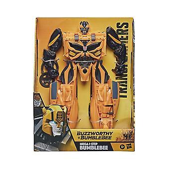 Transformers Mega One Step Buzzworthy Bumblebee