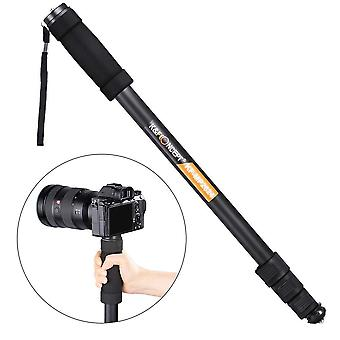 K&f concept 67  camera monopod for dslr digital cameras,extendable walking stick lightweight compact