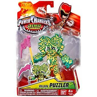 Power rangers villain puzler figure