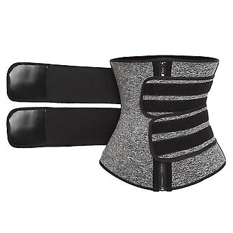 Sweat Waist Trainer Body Shape Shaper Xtreme Power Modeling Belt