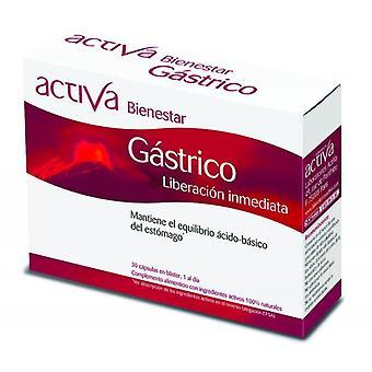 Activlab Bien-être gastrique 30 Capsules