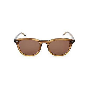 Calvin Klein - Accessories - Sunglasses - CK4358S_203 - Unisex - saddlebrown,olivedrab