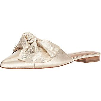 Rebecca Minkoff Womens Alexis Leather Pointed Toe Mules