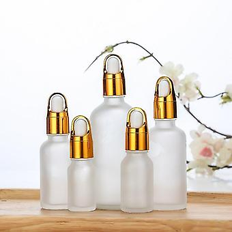 Pearl white dottera dropper bottles for multifunctional use
